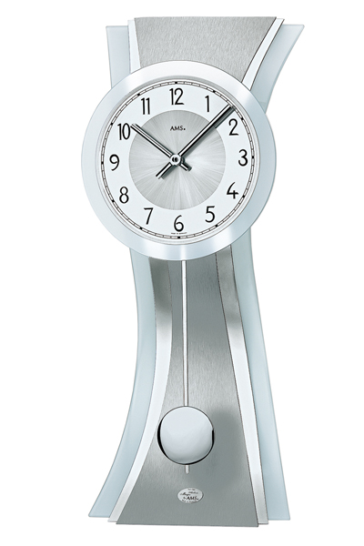 ドイツAMSおしゃれなデザイン掛け時計