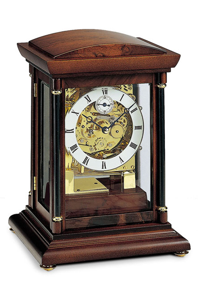 ドイツ・AMS 高級デザイン置き時計