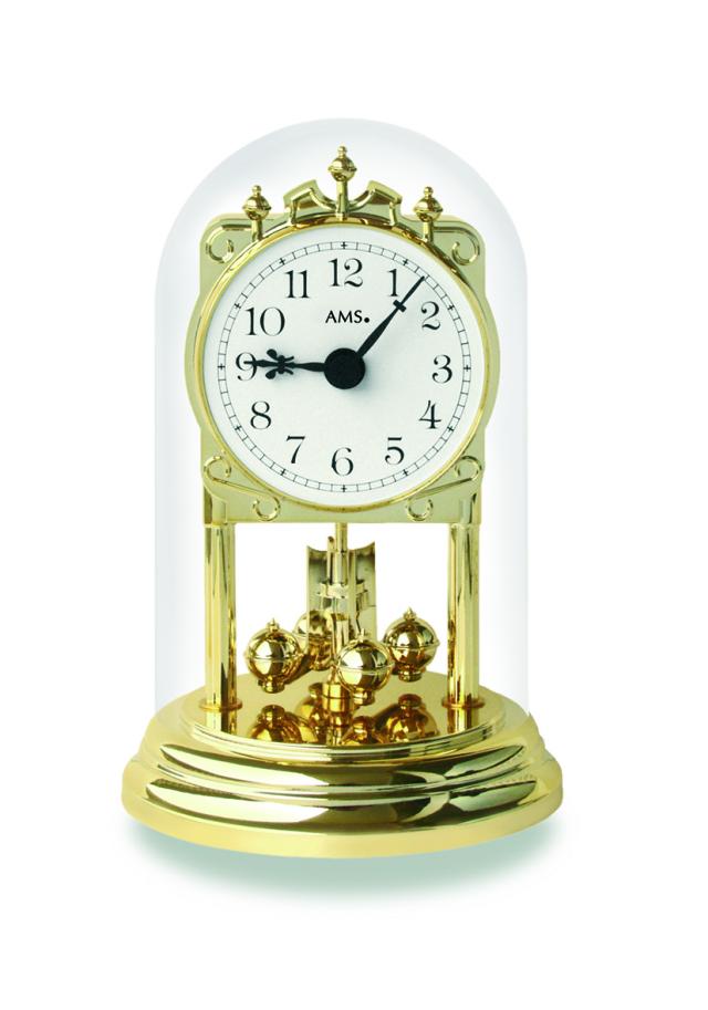 AMSのモダンな置時計