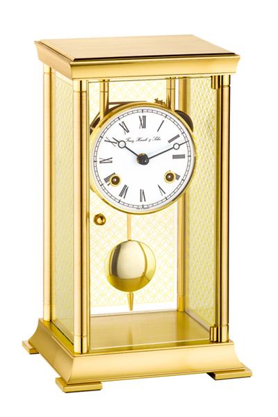 アンティーク調高級置時計。