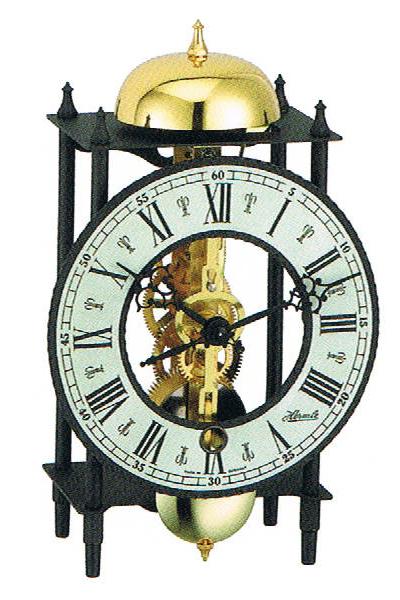 アンティーク機械式掛時計