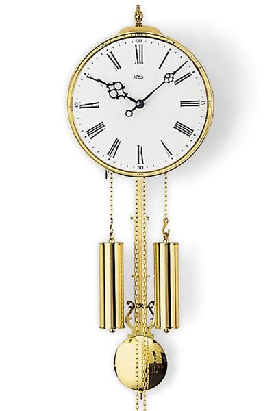 アンティーク調振り子掛け時計AMS348、クラシカルなボンボン時計