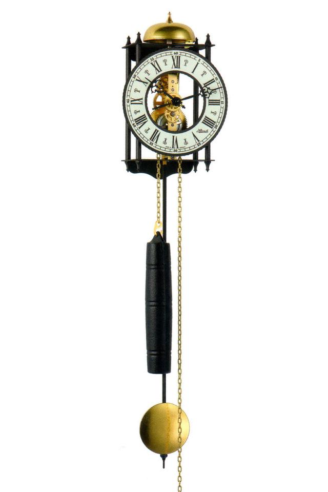 ヘルムレアンティーク調掛け時計