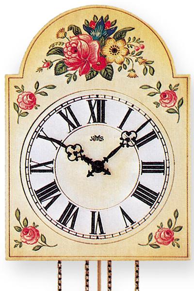 アンティーク調おしゃれなボンボン時計