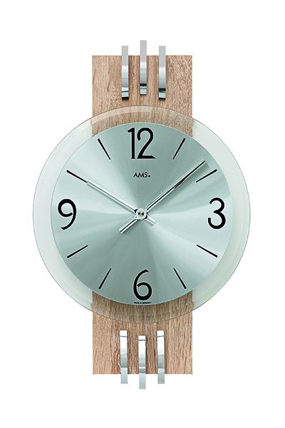 ドイツ・アームスデザイン掛け時計/AMS9228