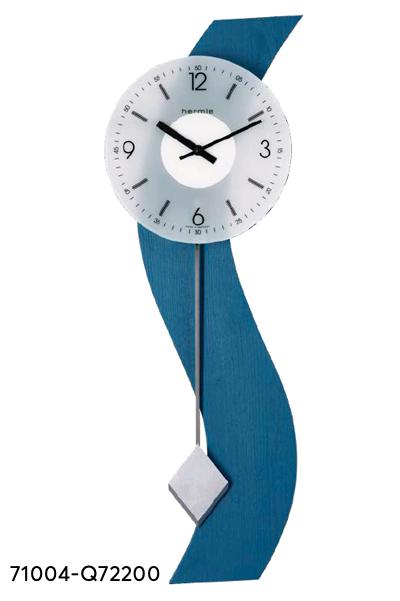 ヘルムレモダンなデザイン掛け時計