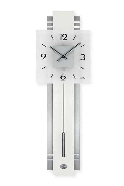 モダンな掛け時計/ドイツ製