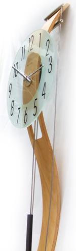 ヘルムレ掛け時計モダンタイプ