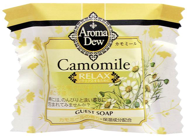 アロマデュウ ゲストソープ カモミールの香り 40g AR-G1CM