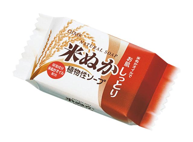 ナチュラルソープ米ぬか