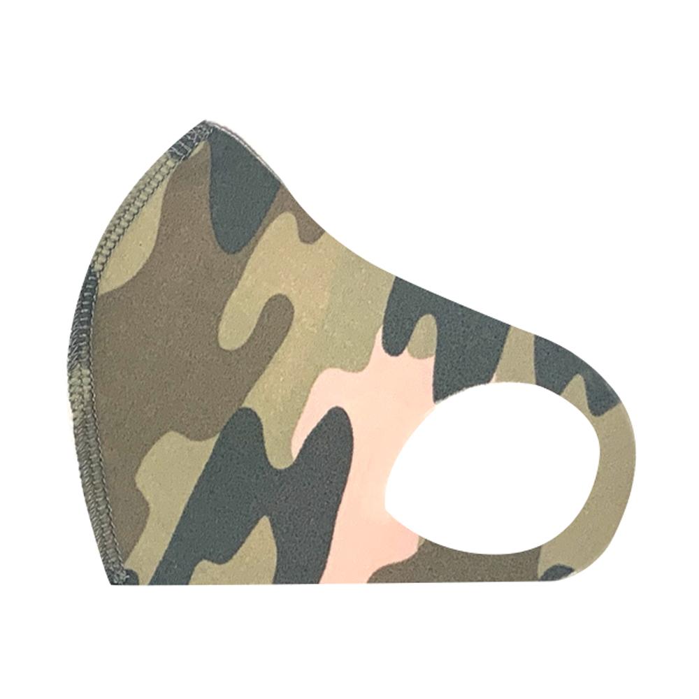 クロッツ マスク カラー/016 カモフラピンク (柄物/1枚入)