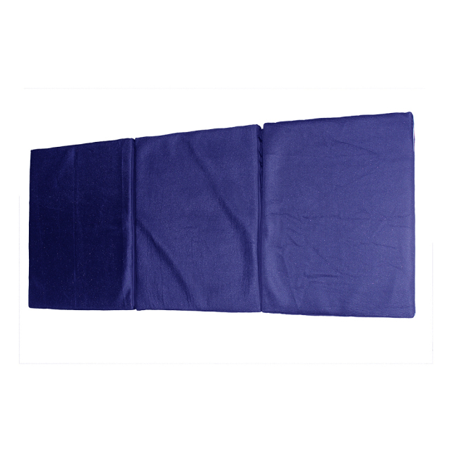クロッツ エア 眠・王 クリスタルPE(1層式) マットレス 三つ折りセパレート 医療用サイズ M 900×1920×35mm