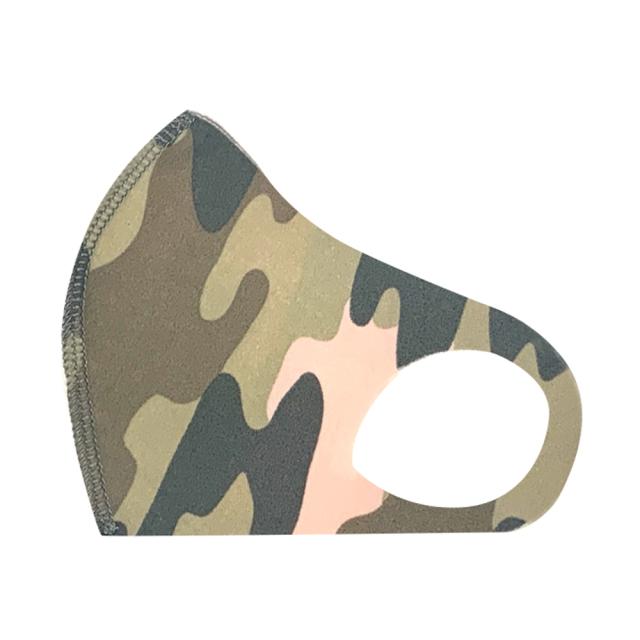 クロッツ マスク カラー/016 カモフラピンク (1枚入り/色柄系)
