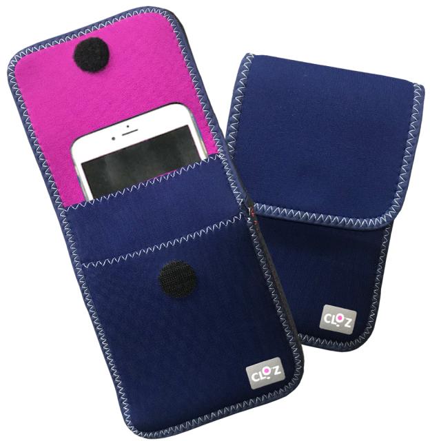クロッツ 縦型携帯電話ケース(Lサイズ)