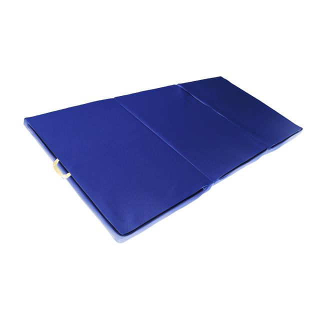 クロッツ エア 介護用ソフトマットレス 3つ折りセパレート 取手付き 830×1890×40mm (底面防水)