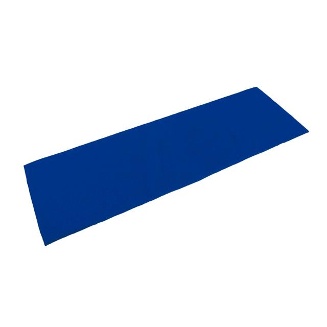 クロッツ エア クリスタルPE ポータブルマットレス 620×2000×20mm (専用バック付き)