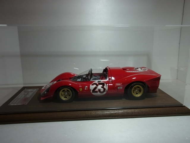 csb002 Ferrari 330P4  [Open top] 1/12 sacle Fulldetail kit