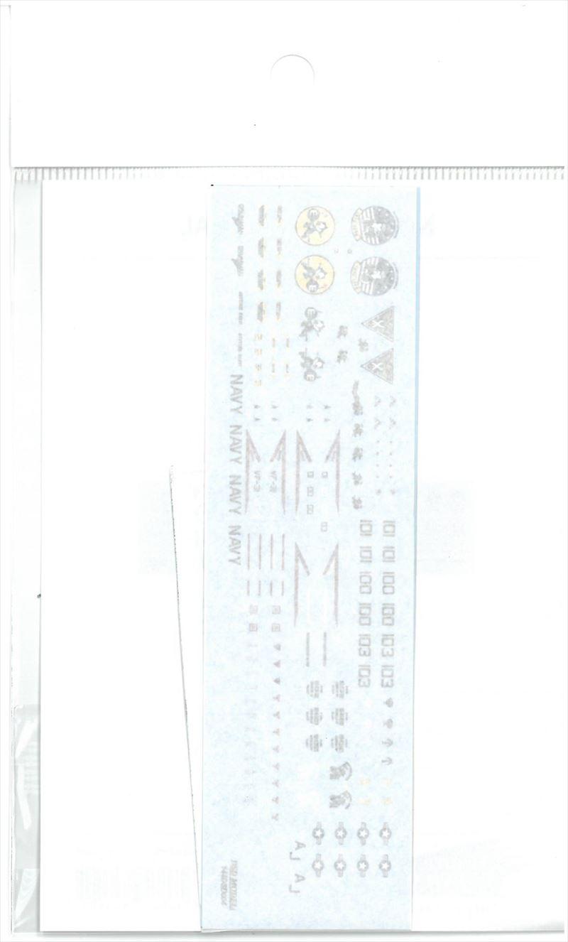 144DSD004  1/144  FIGHTER Multi Mark Decal  (DSD-MODELS)
