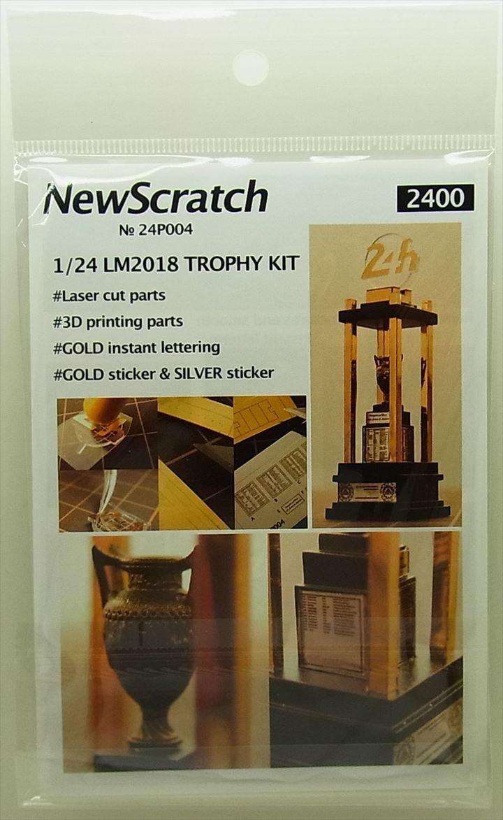 24P004 1/24 LM2018 TROPHY KIT