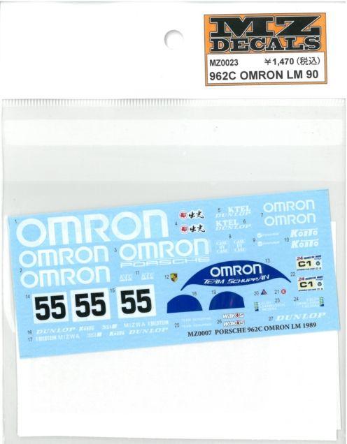 MZ0023 962C OMRON LM 90  (K社ミニッツ対応)