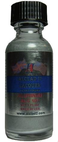 ALC101  アルミニウム   ALUMINUM (メタリックカラー)