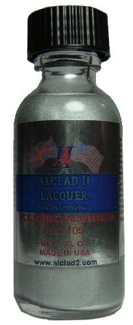 ALC105  ポリッシュド アルミニウム  POLISHED ALMINUM (メタリックカラー)