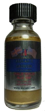 ALC108   ペイル ゴールド  PALE GOLD (メタリックカラー)