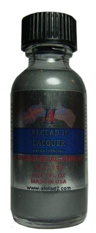 ALC119  エアフレーム アルミニウム  AIRFRAMU ALUMINUM (メタリックカラー)