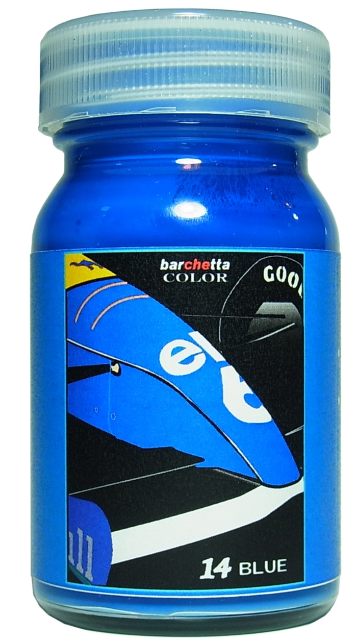 bc031 COLOR FW14 BLUE  14ブルー  大瓶50ml