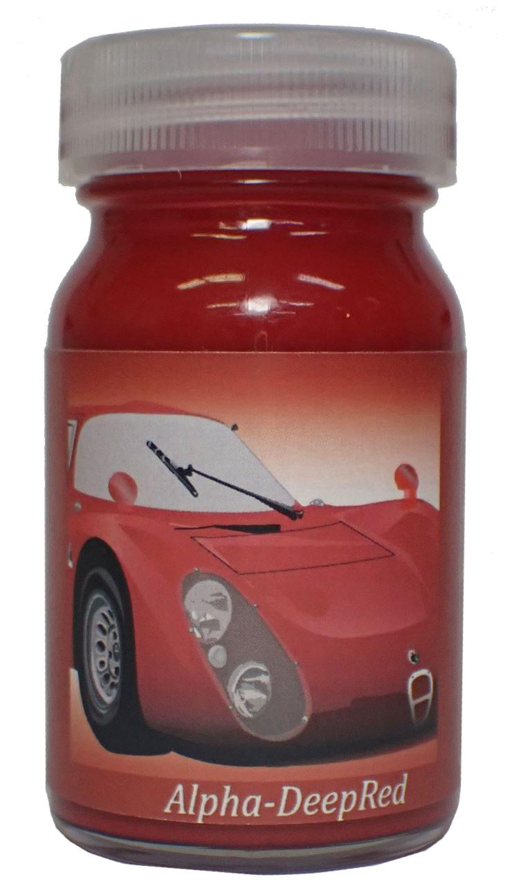 bc037  COLOR Alpha-Deep Red アルファディープレッド  大瓶50ml