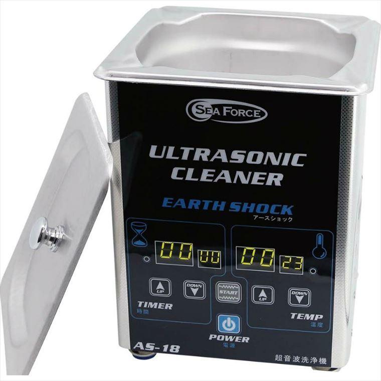 bp1179 S&F超音波洗浄器アースショックmini