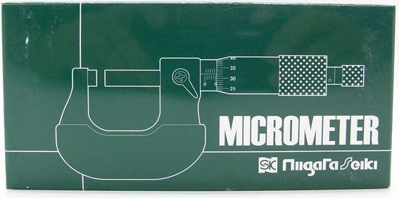 bp795 マイクロメーター 高精度の測定器 外側寸法、板材の厚さ 外径測定。