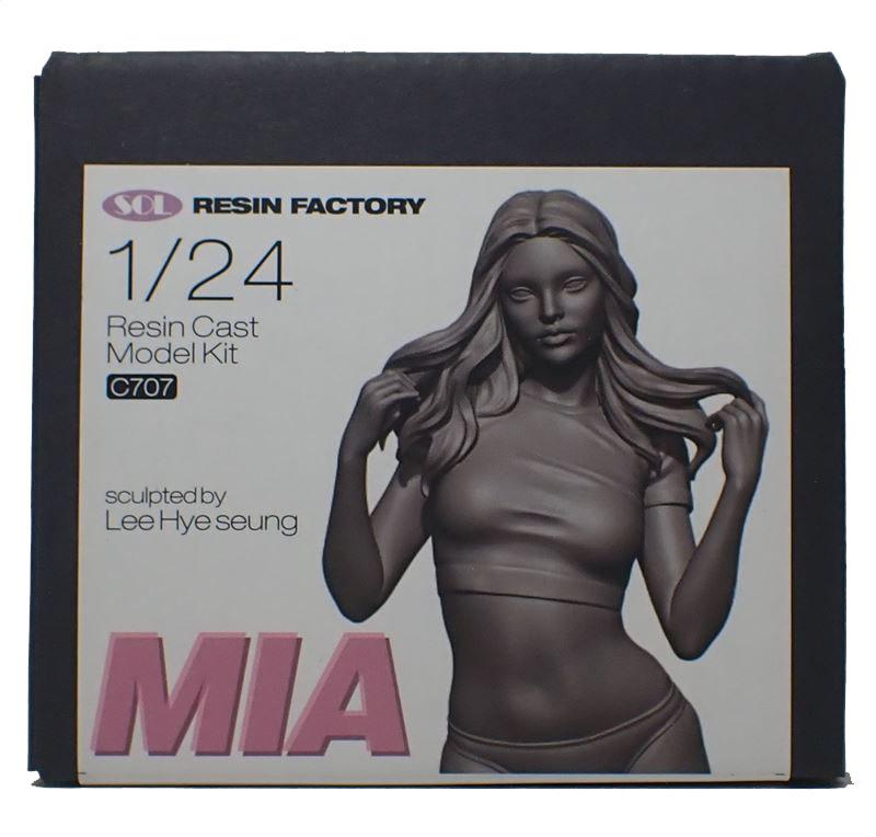 msc707  1/24 薄着のミア  【M.S Models】