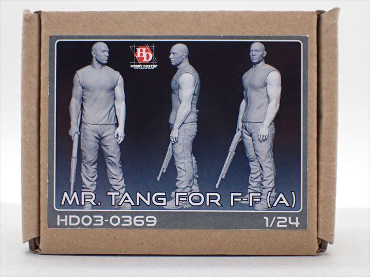 HD03-0369 1/24 Mr. TANG (ドミニク・トレット) フィギュア (A) Hobbydesign
