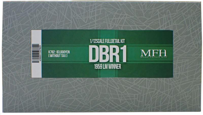 K782  DBR1 1/12scale Fulldetail Kit