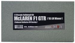 K756  McLaren F1 GTR 1/12scale Fulldetail Kit