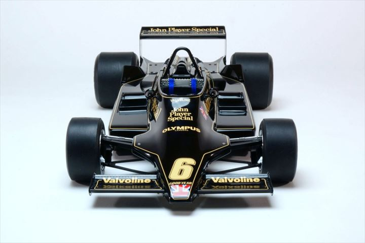 csb020【完成模型】  Team Lotus79 AustrianGP 1/12scale Fulldetail
