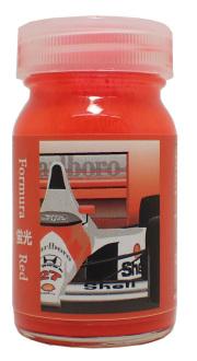 bc005 滲まない FORMULA 蛍光RED/MPcolor (1液塗料) 内容量:50ml