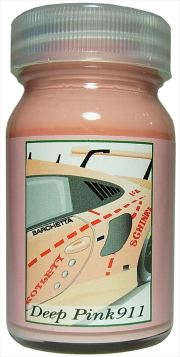 bc033  COLOR Deep Pink911   ディープピンク911  大瓶50ml