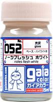 G052  ノーツフレッシュホワイト (光沢) NOTES FRESH WHITE 15ml