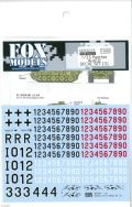 D035019 1/35 Panter Ausf.D DECAL SET 〔3〕(T社 1/35 GERMAN TANK PANTHER 対応)
