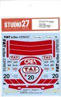 """DC1194 1/24 962C """"FAT""""#20 WSPC Donington 1990 (H社1/24対応)"""