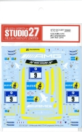 DC1207 1/24 AMG GT3 #9 Langstecke 24H Nur 2016(T社1/24 AMG GT3対応)