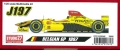 FK20342  J197 BELGIAN  GP 1997 1/20 scale Multimedia kit