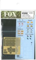 FMP0480001 1/48 JGSDF TYPE10TANK P/E Parts Decal set(T社1/48対応)