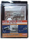 FP1217  1/12 RC213V 2014 Detail Up Parts (T社1/12対応)