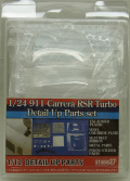 FP24206 1/24 911 Carrera RSR Turbo Detail Up Parts set (F社1/24対応)