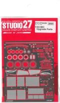 FP24208 1/24 88C Upgrade Parts (H社1/24対応)