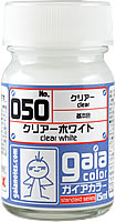 G050  クリアーホワイト clear white 15ml