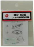 HD01-0050 1/24  SILVIA (S15) LOGO